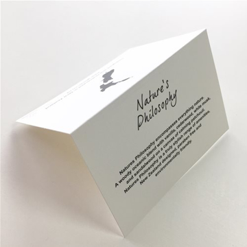 Picture of Nature's Philosophy - Environmental Tent Cards